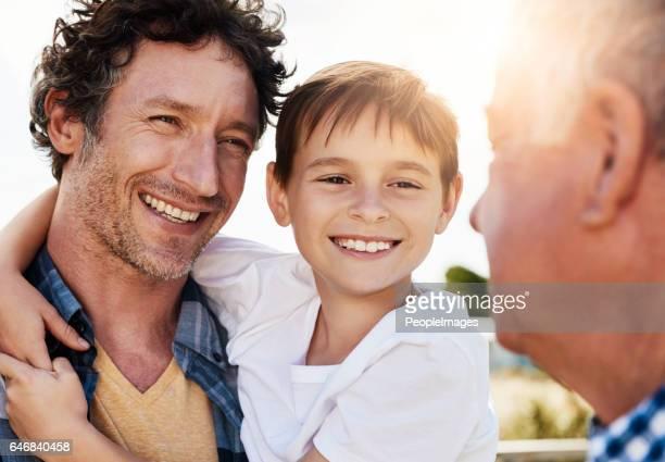 Grands modèles de rôle depuis l'enfance à l'âge adulte