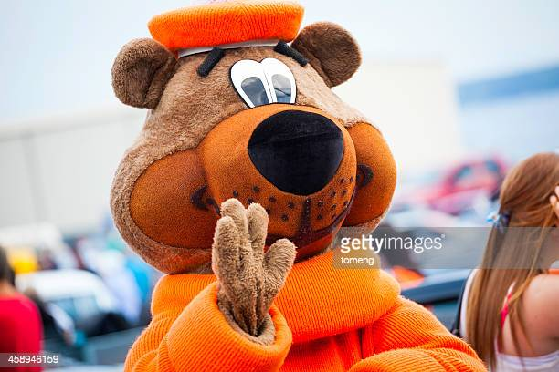 Great Root Bear A&W Mascot