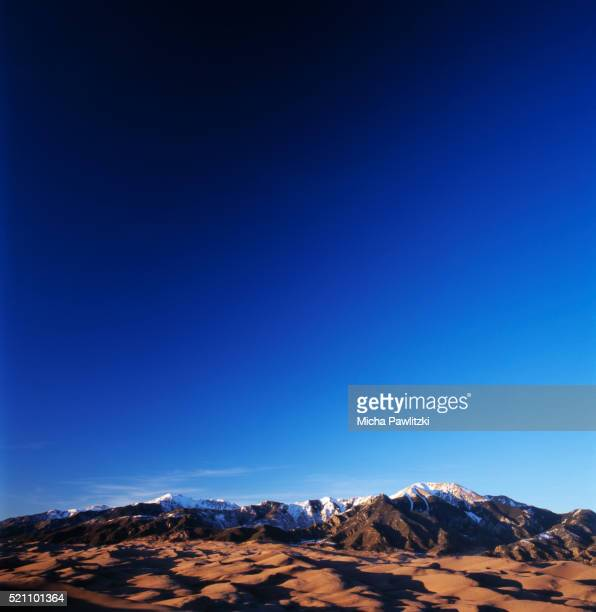 great sand dunes national monument - great sand dunes national park stock pictures, royalty-free photos & images