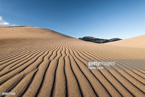 great sand dunes national park, colorado, usa - great sand dunes national park stock pictures, royalty-free photos & images