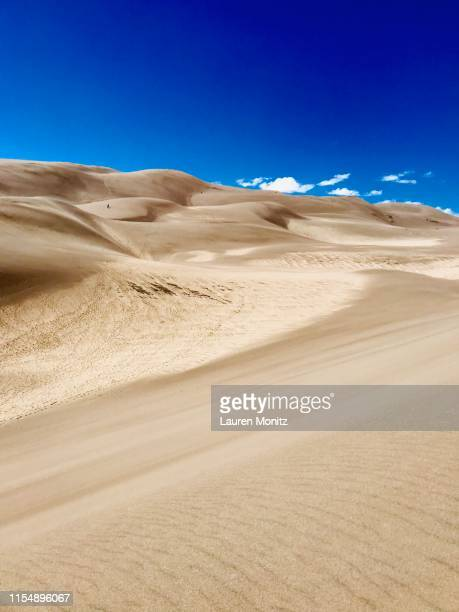 great sand dunes national park - great sand dunes national park stock pictures, royalty-free photos & images