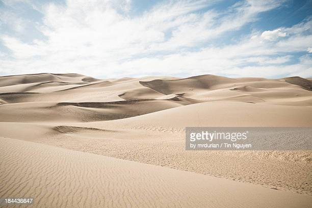 great sand dunes - great sand dunes national park stock pictures, royalty-free photos & images