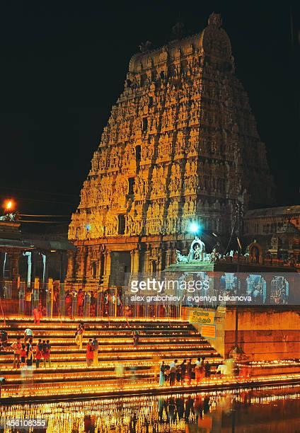 Great Shivaratri night hindu festival india