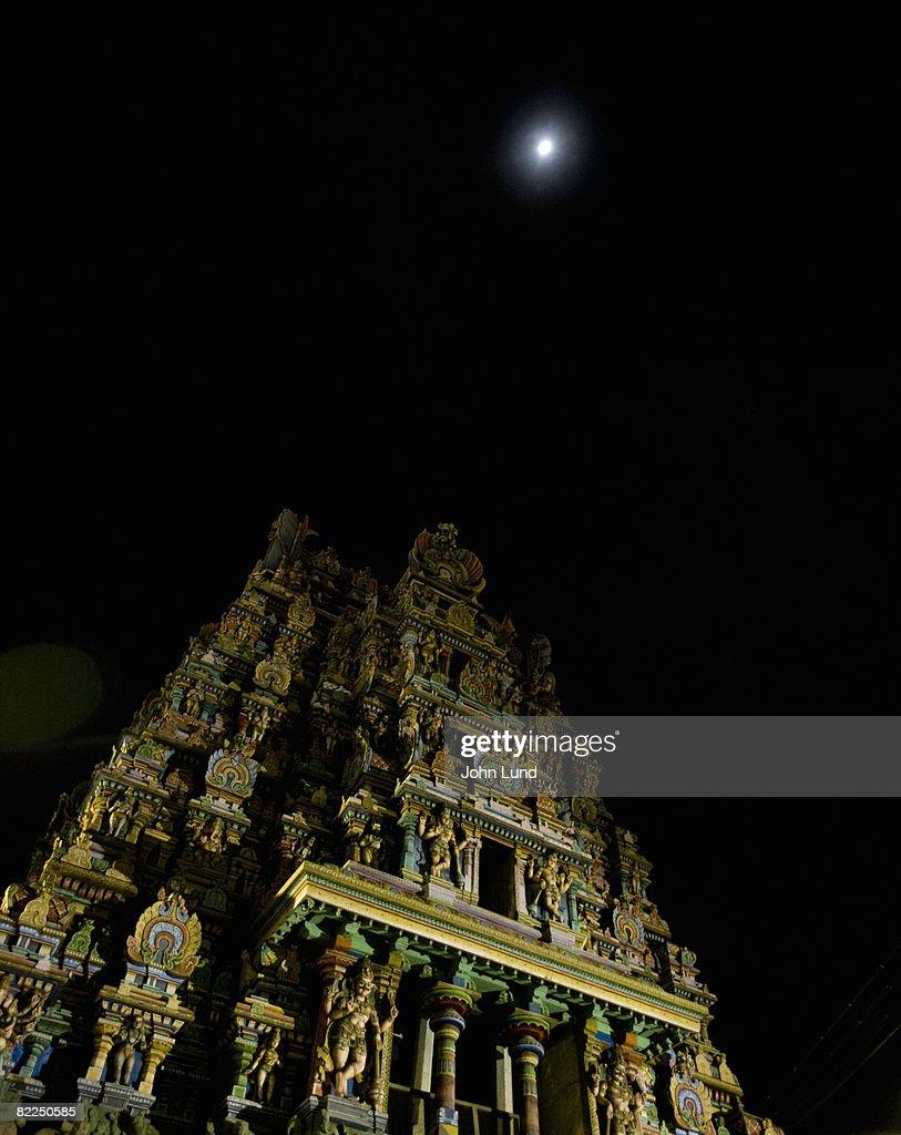 Great Temple in Madurai, India : Stock Photo