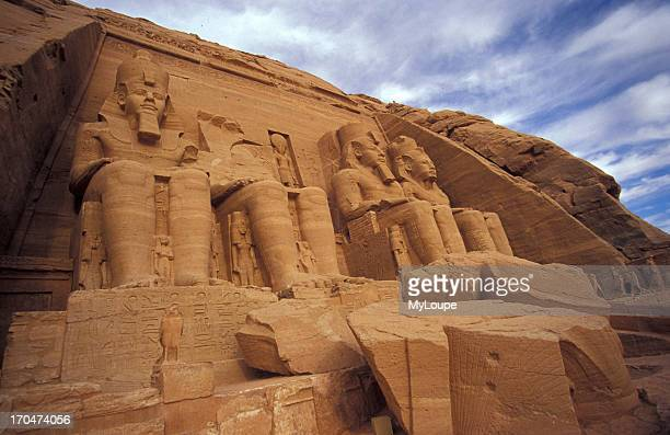 Great Temple of Sun at Abu Simbel