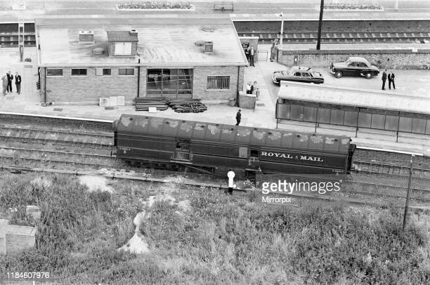 Great Train Robbery was the robbery of °6 million from a Royal Mail train heading from Glasgow to London on the West Coast Main Line in the early...