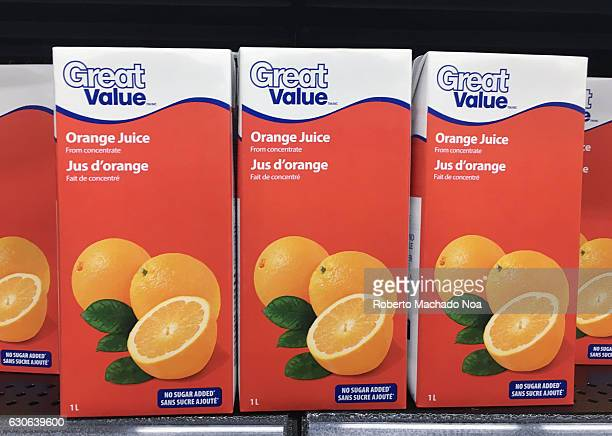 Great Value JuiceBoxes on a supermarket shelf Great Value was launched in 1993 and forms the second tier or national brand equivalent of Walmart's...