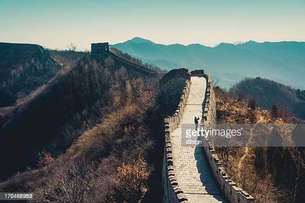 Great Wall, Beijing, China