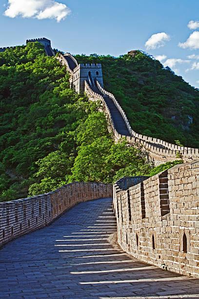 Great Wall of China at Mutianyu, China