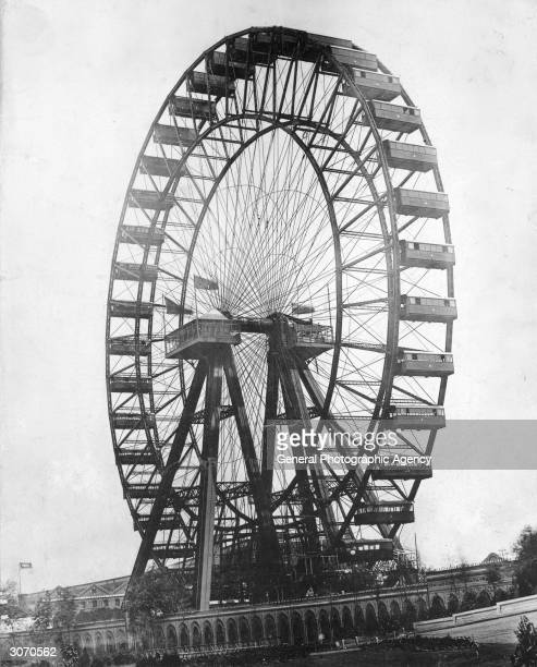 Great Wheel at Earls Court London