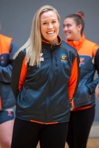 AUS: GWS Giants Netball Media Opportunity
