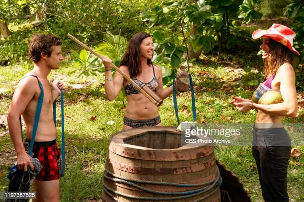 Greatest of the Greats Adam Klein Parvati Shallow and Danni Boatwright return to compete on SURVIVOR WINNERS AT WAR when the Emmy Awardwinning series...