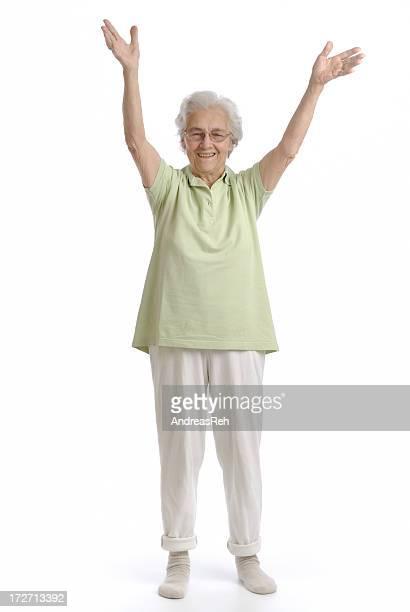 Gran abuela en acción