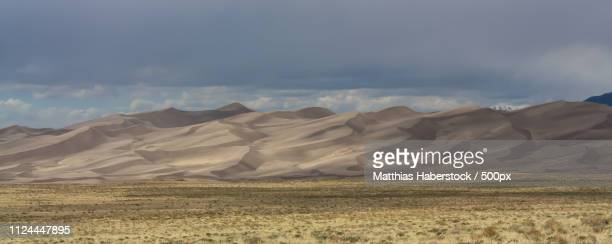 great-sand-dunes - great sand dunes national park stock pictures, royalty-free photos & images