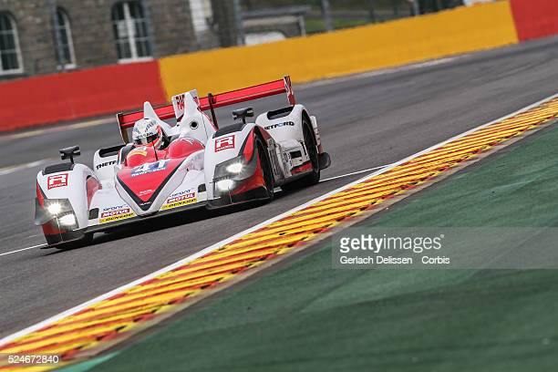 Greaves Motorsport, Zytek Z11SN - Nissan, Chris Dyson , Michael Marsal , Tom Kimber-Smith in action during Free Practice 1 for Round 2 of the FIA...