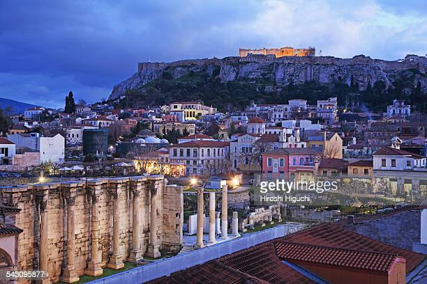 Greece, Athens, Acropolis