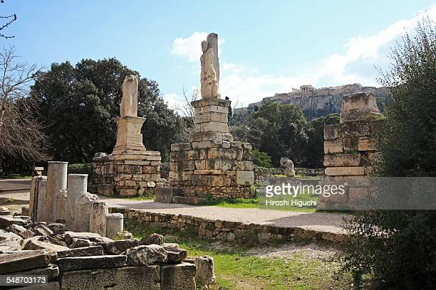 Greece, Athens, Ancient Agora