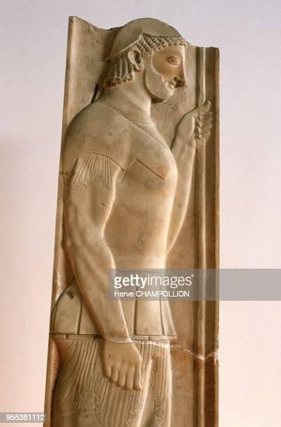 Athens Archaeological Museum soldier of Marathon Grèce Athenes musée archéologique soldat de marathon