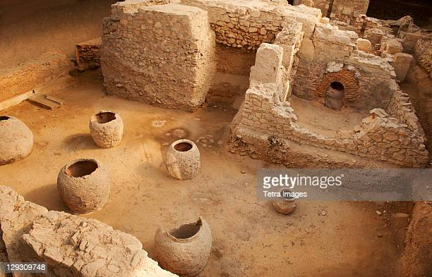 Greece, Athens, Archaeological site of Roman Bath