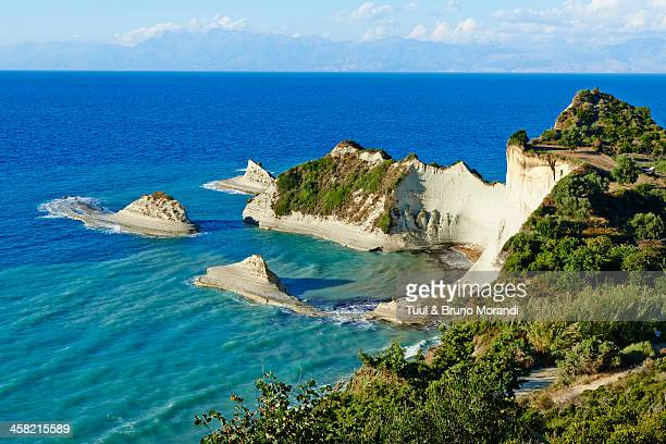 Greece, Corfu island, Drastis Cape