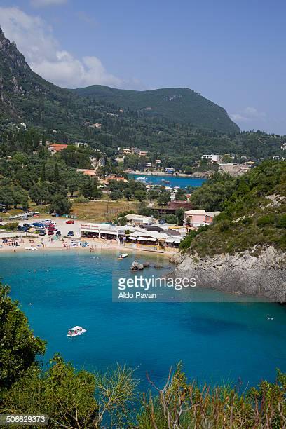 Greece, Corfu island, Paleokastritsa