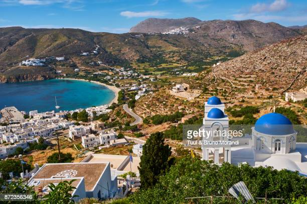 Greece, Cyclades, Amorgos, Aigiali