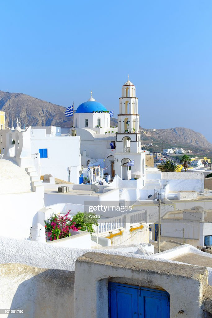 Village of Pyrgos. : News Photo