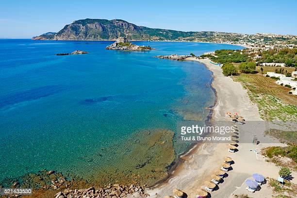 Greece, Dodecanese, Kos, Kefalos bay