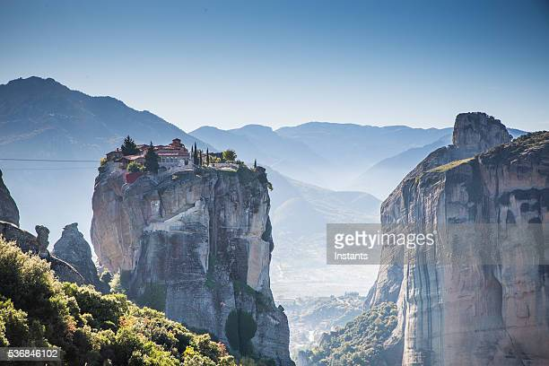 Grécia Kalambaka mosteiros
