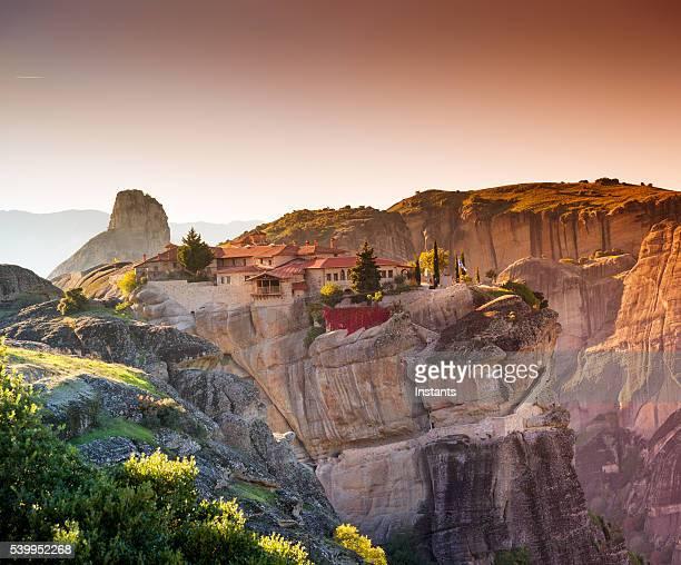 Griechenland Kalambaka Klöster