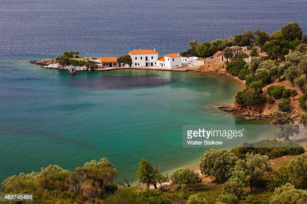 Greece, Milini-Zateni, Pelion Peninsula