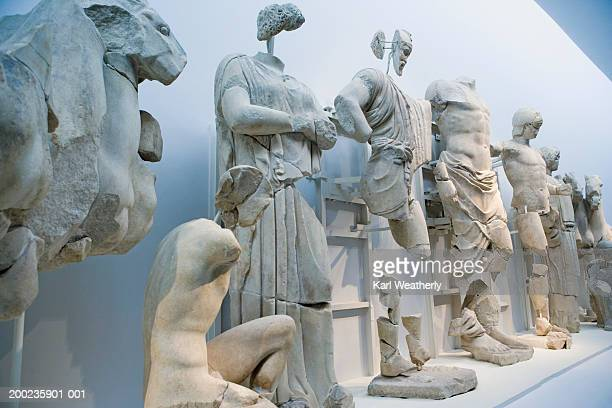 Greece, Olympia, Olympic museum