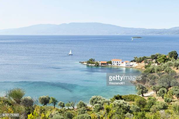 Greece, Pelion, Pagasetic Gulf