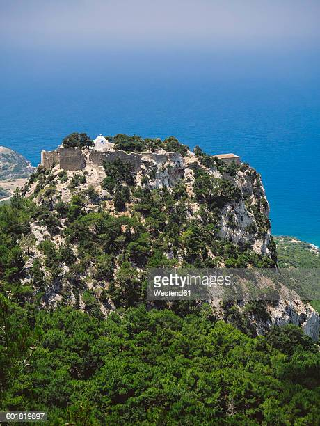 Greece, Rhodes, Fortress Monolithos