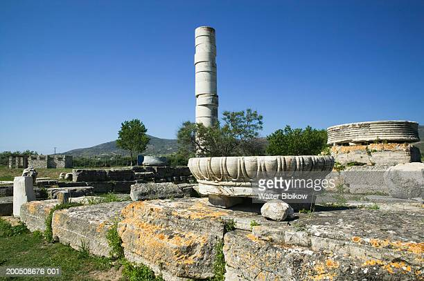 148 Hera Of Samos Photos And Premium High Res Pictures Getty Images