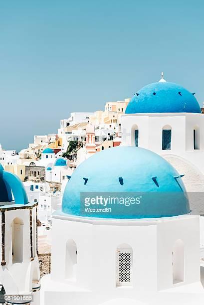 Greece, Santorini, Oia, Greek Orthodox Church
