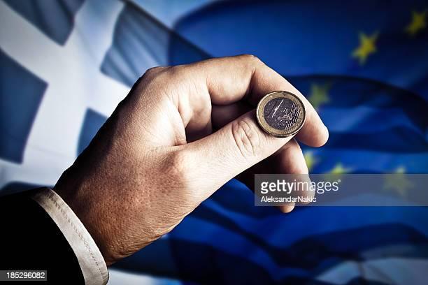 Grèce, Euro-crise
