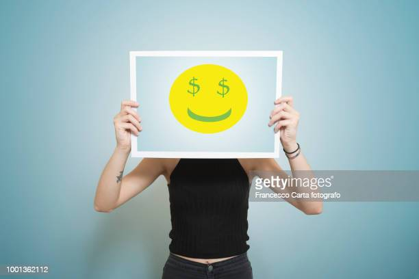 greed - anthropomorphic face stock pictures, royalty-free photos & images