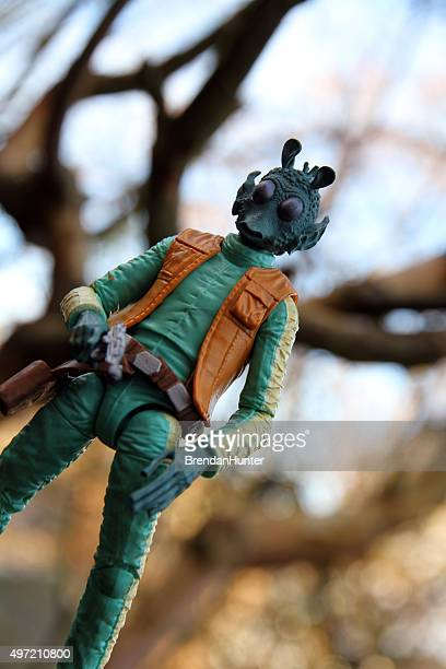 greedo - jabba the hutt stock pictures, royalty-free photos & images