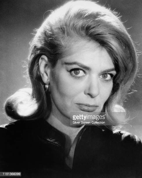 Greek actress and singer Melina Mercouri as Magda in a publicity shot for the film 'The Victors', 1963.