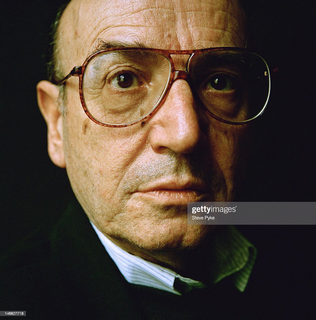 Greek filmmaker Theodoros Angelopoulos (1935 - 2012), 15th June 1998.