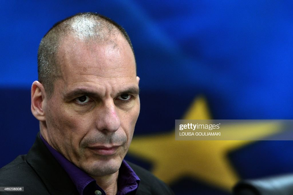 Former Greek Finance Minister Yanis Varoufakis said to be advising UK Labour Party