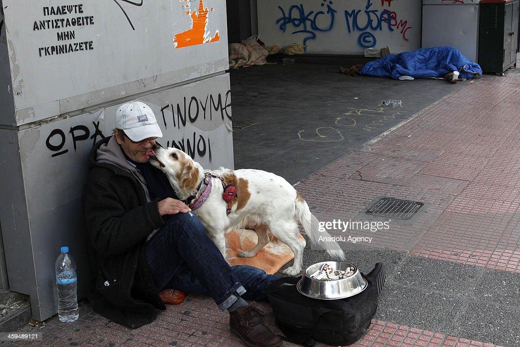 Greece Financial Crisis : News Photo