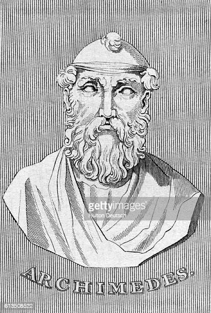 Greek Inventor and Mathematician Archimedes