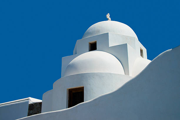 Greek Orthdox Church in Mykonos