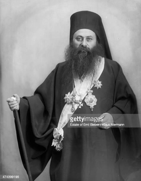 A Greek Orthodox Archbishop circa 1925