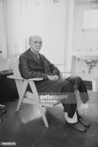 Greek politician Georgios Papandreou 1st May 1967