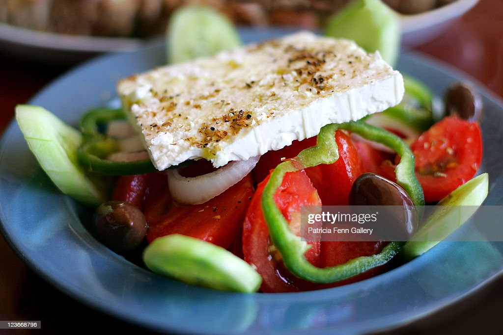 Greek Salad : Foto de stock