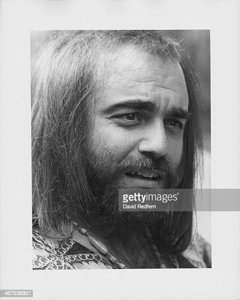 Greek singer Demis Roussos circa 1976