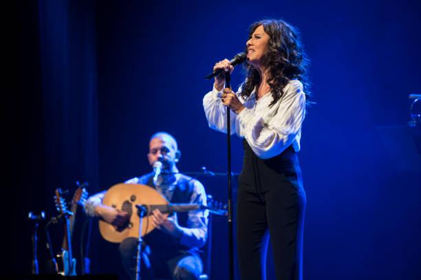 ESP: Eleftheria Arvanitaki Concert In Barcelona